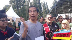 Jokowi Kalah Pertandingan Kicauan Burung